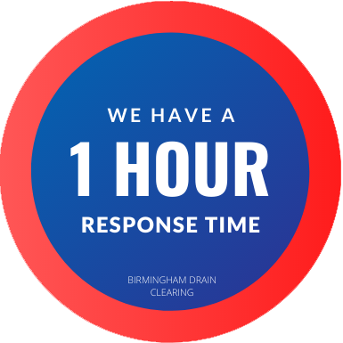 1 hour response drain unblocking