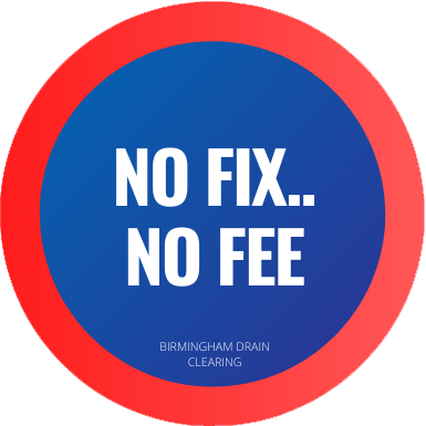 no fix no fee drain unblocking